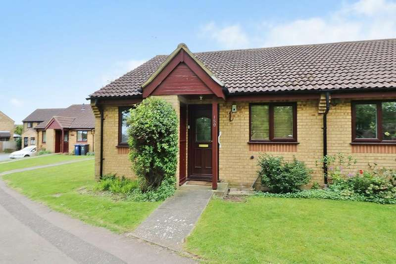 2 Bedrooms Semi Detached Bungalow for sale in The Spinney, Bar Hill