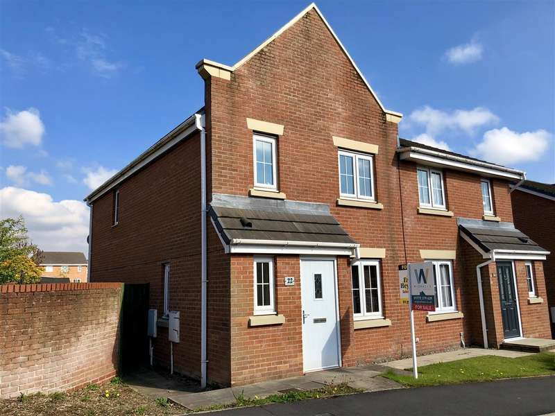 4 Bedrooms Semi Detached House for sale in Sunningdale Drive, Buckshaw Village