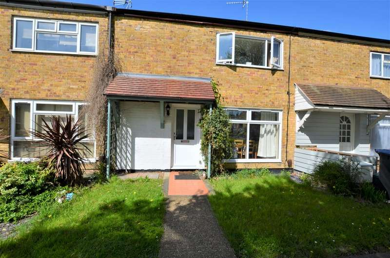 2 Bedrooms Terraced House for sale in Longfield Road, Harlow CM18