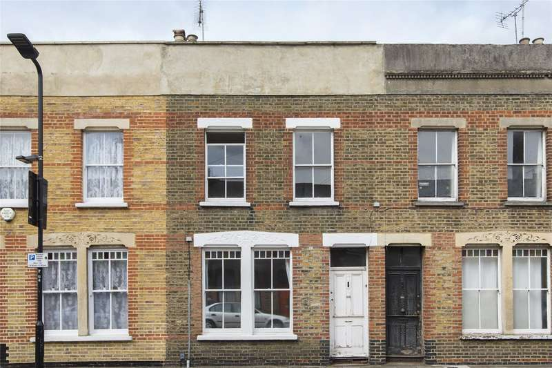 3 Bedrooms House for sale in Beck Road, London, E8
