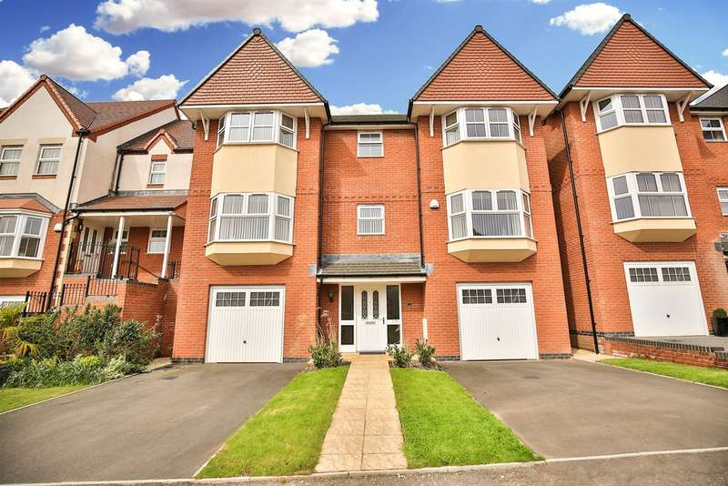 5 Bedrooms Detached House for sale in Hazel Tree Grove, Allt Yr Yn, Newport