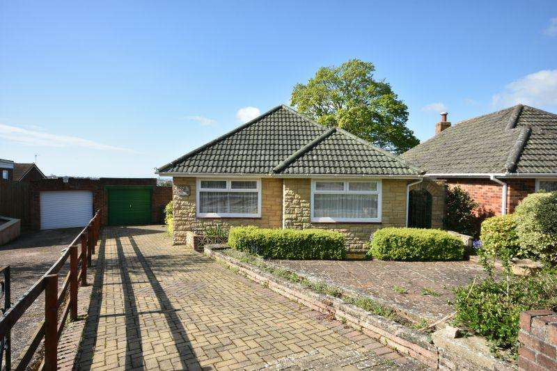 2 Bedrooms Detached Bungalow for sale in HILL DRIVE, EXMOUTH, NR EXETER, DEVON