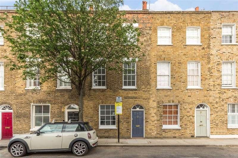 3 Bedrooms Terraced House for sale in Studd Street, Islington, London