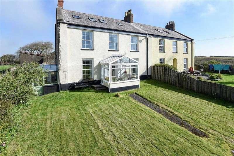 9 Bedrooms Detached House for sale in Newton Tracey, Barnstaple, Devon, EX31