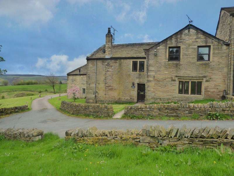 5 Bedrooms Cottage House for rent in The Old Farmhouse, Liphill Farm, Holmfirth