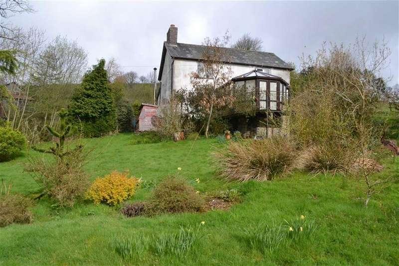 3 Bedrooms Detached House for sale in Felin Newydd, Staylittle, Llanbrynmair, Powys, SY19