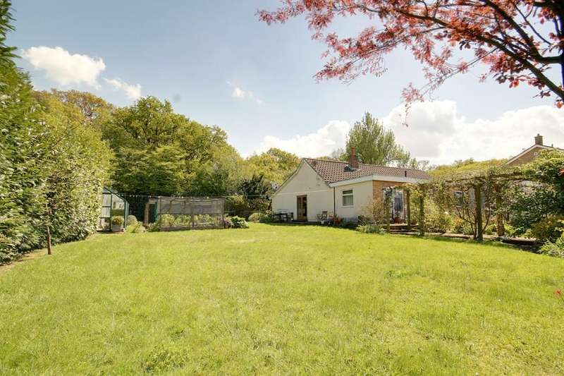 4 Bedrooms Detached Bungalow for sale in Mount Pleasant, Hertford Heath