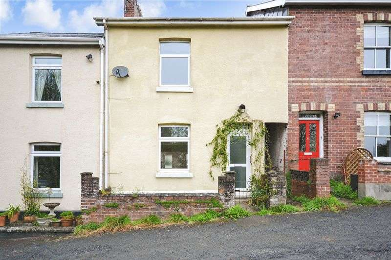 3 Bedrooms Property for sale in Argyle Terrace, Totnes
