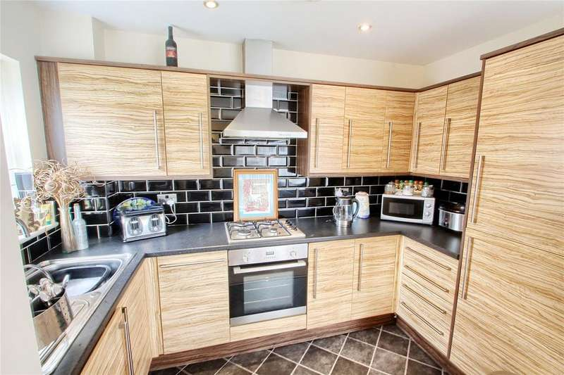 2 Bedrooms Flat for sale in Hartburn Mews, Hartburn
