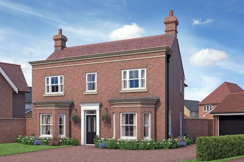 4 Bedrooms Detached House for sale in Summers Park, Lawford, Manningtree