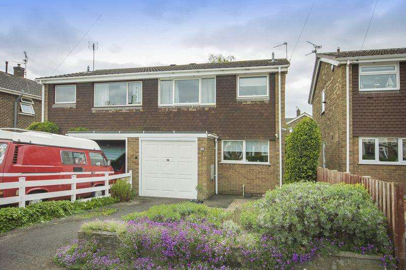 3 Bedrooms Semi Detached House for sale in BAGSHAW STREET, ALVASTON