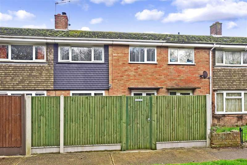3 Bedrooms Terraced House for sale in Elm Road, , Aylesham, Canterbury, Kent