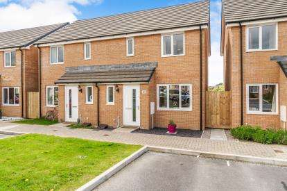 3 Bedrooms Semi Detached House for sale in Derriford, Plymouth, Devon