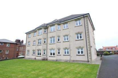 2 Bedrooms Flat for sale in Castle Street, Irvine, North Ayrshire