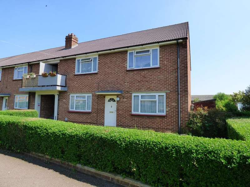 2 Bedrooms Flat for sale in Chester Road, Bedford, MK40 4HP