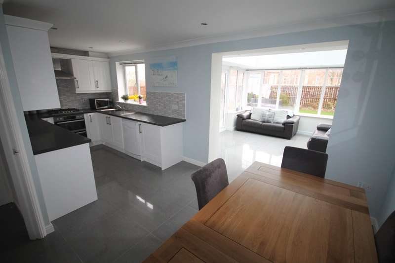 4 Bedrooms Detached House for sale in Ferguson Court, Bishop Auckland