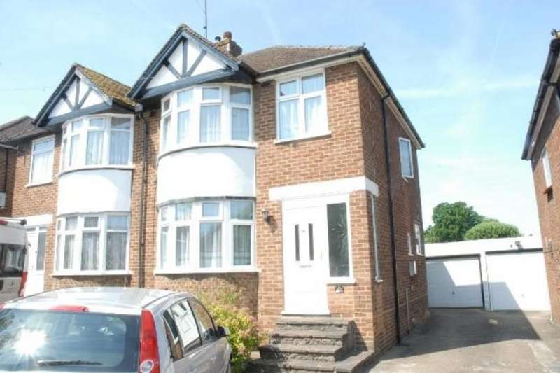 3 Bedrooms Semi Detached House for sale in Mimms Hall Road, Potters Bar