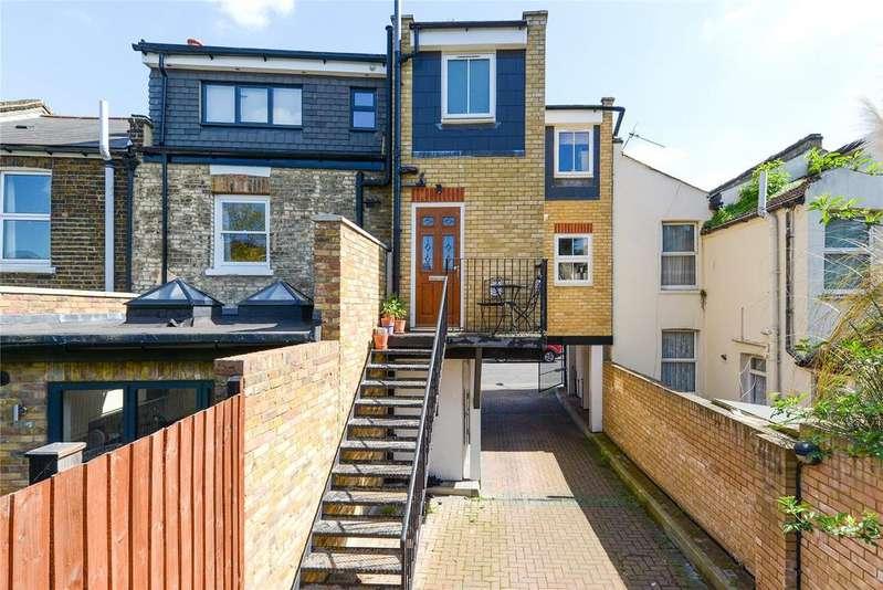 1 Bedroom Maisonette Flat for sale in Kirkwood Road, Nunhead, London, SE15