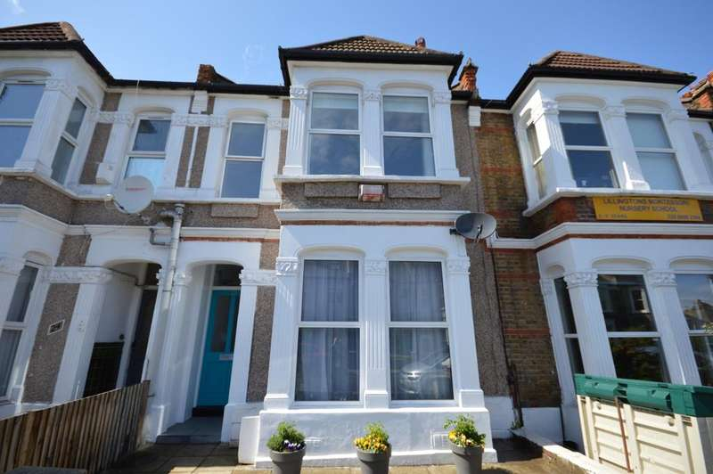 2 Bedrooms Flat for sale in Chudleigh Road Brockley SE4