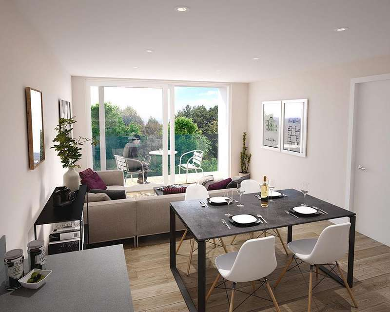 2 Bedrooms Apartment Flat for sale in Constable Court, Hall Lane, Baguley, Manchester