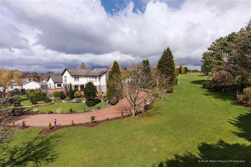 6 Bedrooms Detached House for sale in Penllyn, Vale Of Glamorgan