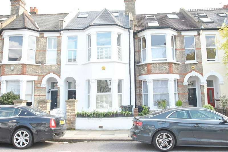 5 Bedrooms Terraced House for sale in Ingham Road, West Hampstead, London