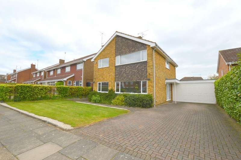4 Bedrooms Detached House for sale in Ringwood Road, Luton, LU2 7BG