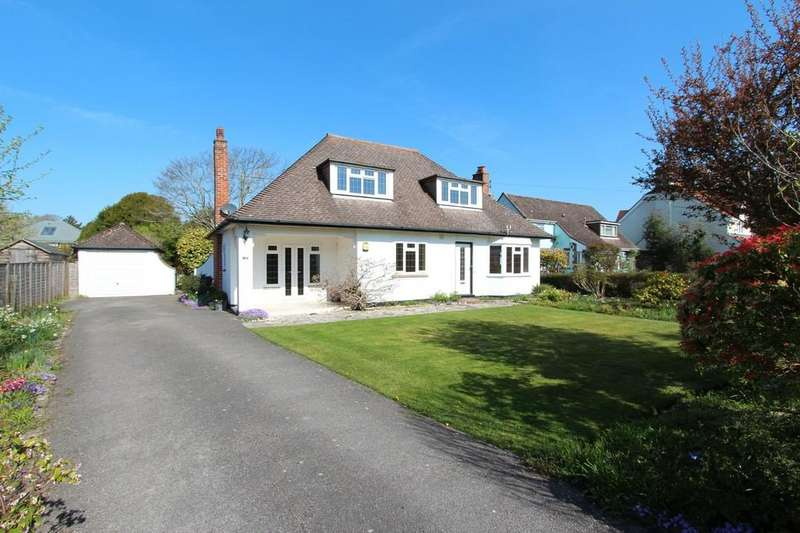 3 Bedrooms Detached Bungalow for sale in Rook Hill Road, FRIARS CLIFF
