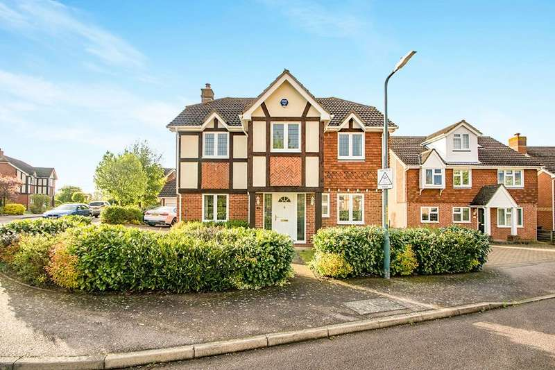 5 Bedrooms Detached House for sale in Juniper Close, Maidstone, ME16