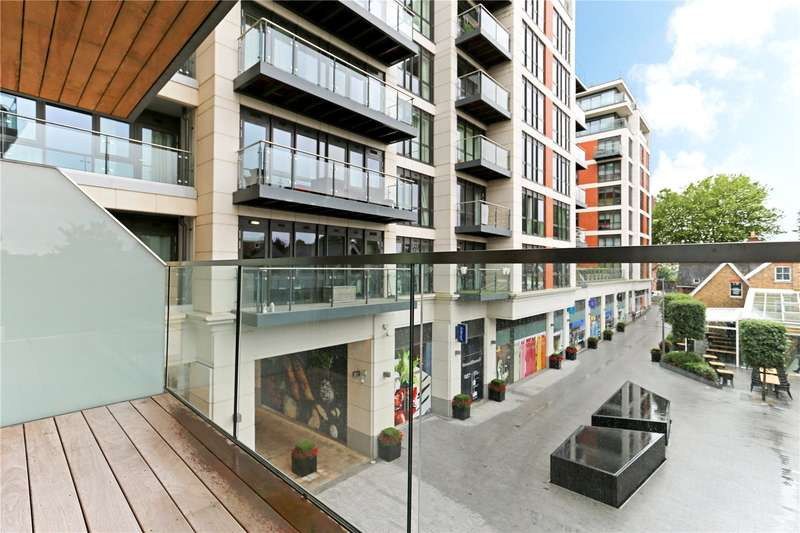 2 Bedrooms Flat for sale in Skyline House, Dickens Yard, Longfield Avenue, Ealing, W5