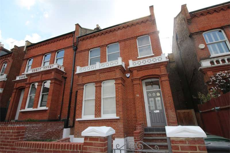 5 Bedrooms Terraced House for sale in Womersley Road, Crouch End, London