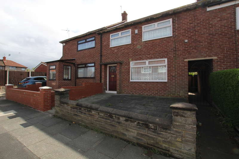 3 Bedrooms Terraced House for sale in Brunel Drive, Liverpool, L21