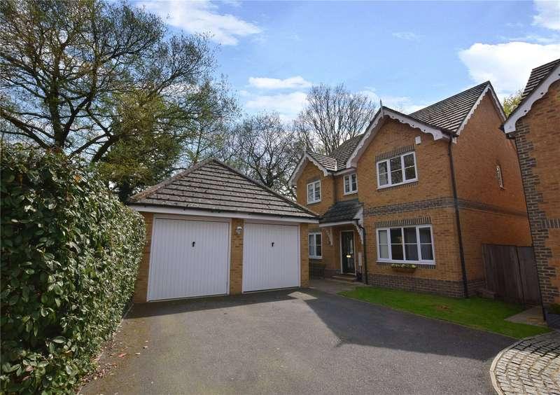 5 Bedrooms Detached House for sale in Price Gardens, Warfield, Berkshire, RG42