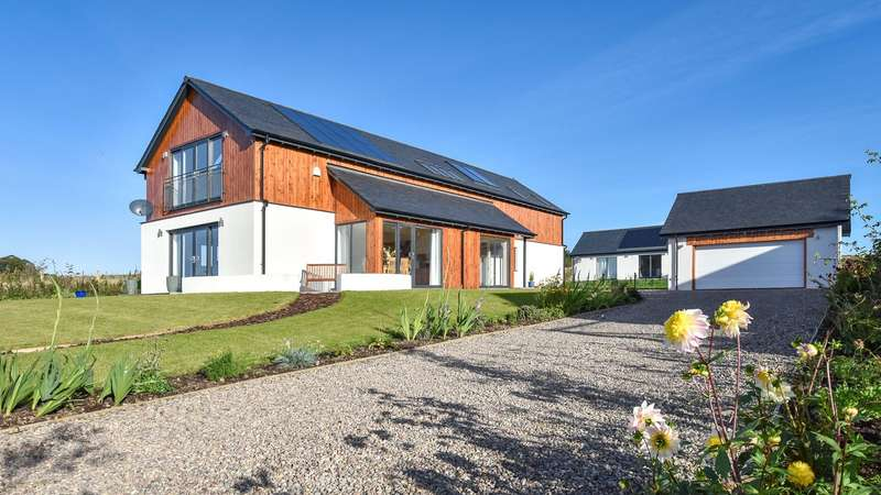 5 Bedrooms Detached House for sale in 1 Denside Park, Wellbank, Broughty Ferry, Dundee, DD5