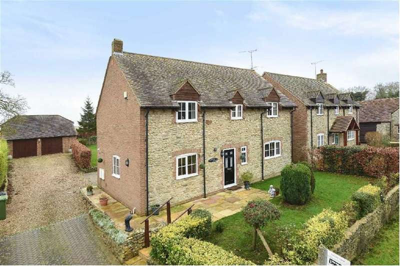 5 Bedrooms Detached House for rent in Trenchard Road, Stanton Fitzwarren, Wiltshire