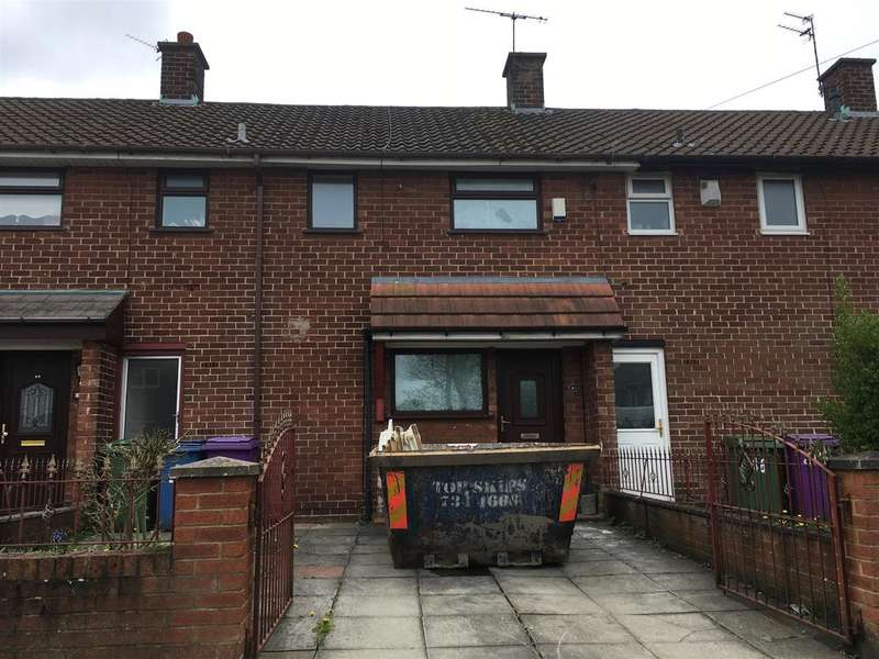 3 Bedrooms Terraced House for sale in Rockwell Road, West Derby, Liverpool