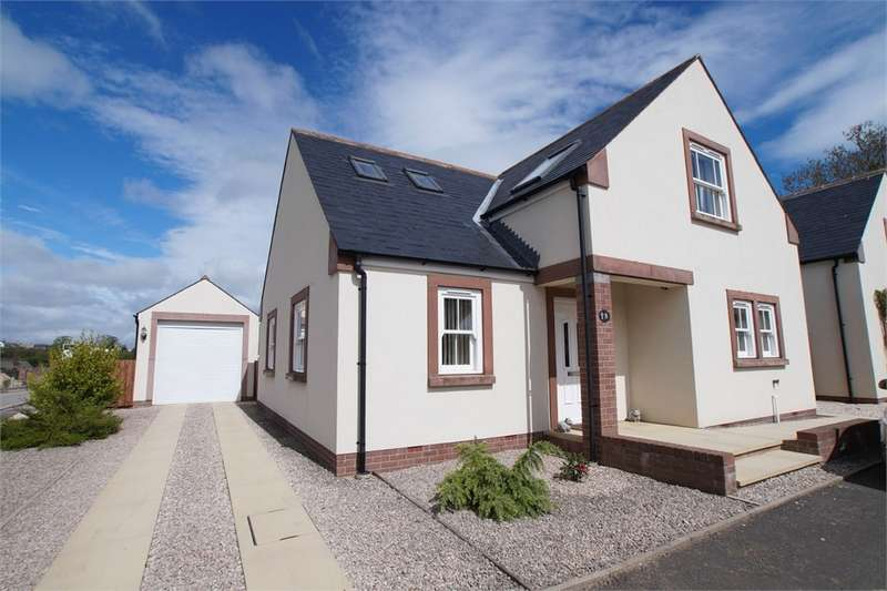 4 Bedrooms Detached Bungalow for sale in CA7 9HQ St Cuthberts Close, Burnfoot, WIGTON, Cumbria