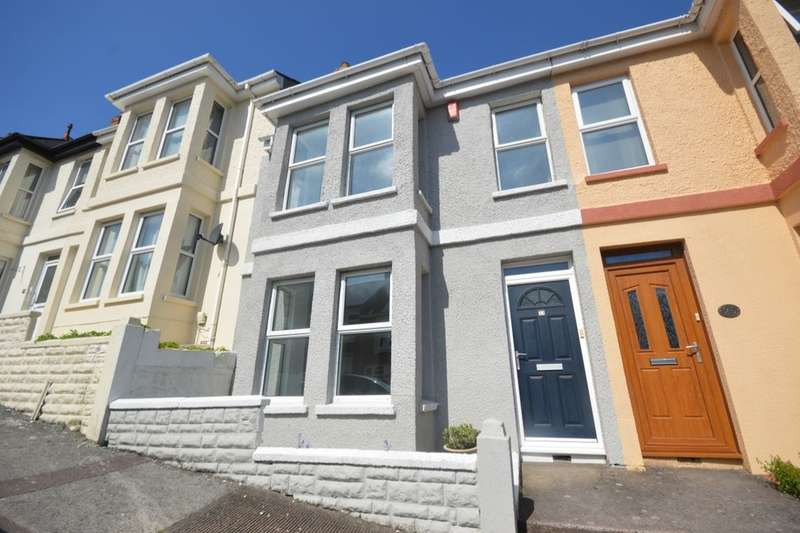 3 Bedrooms Property for sale in Norton Avenue, Plymouth, PL4