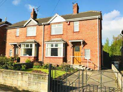 2 Bedrooms Semi Detached House for sale in Dingle Lane, Winsford, Cheshire