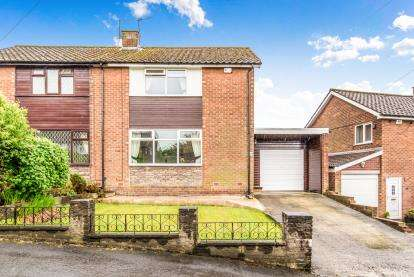 3 Bedrooms Semi Detached House for sale in Queens Drive, Gee Cross, Hyde, Greater Manchester