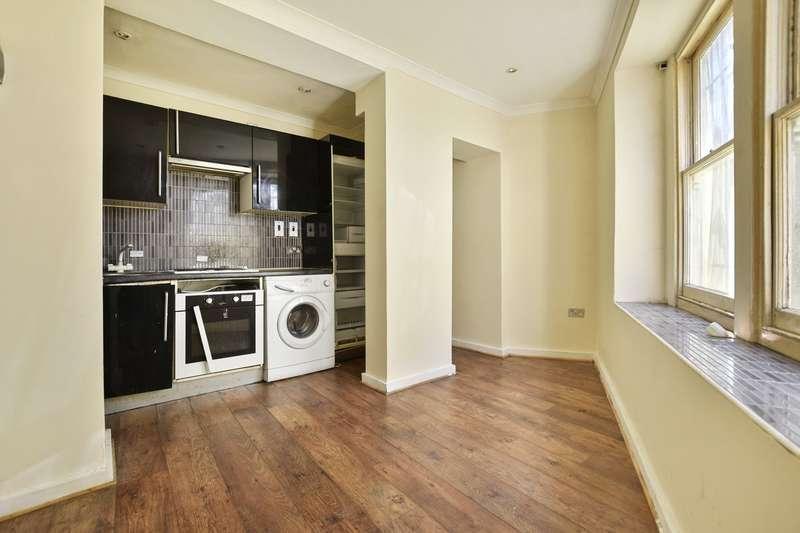 1 Bedroom Flat for sale in Grittleton Road, Maida Vale, London, W9