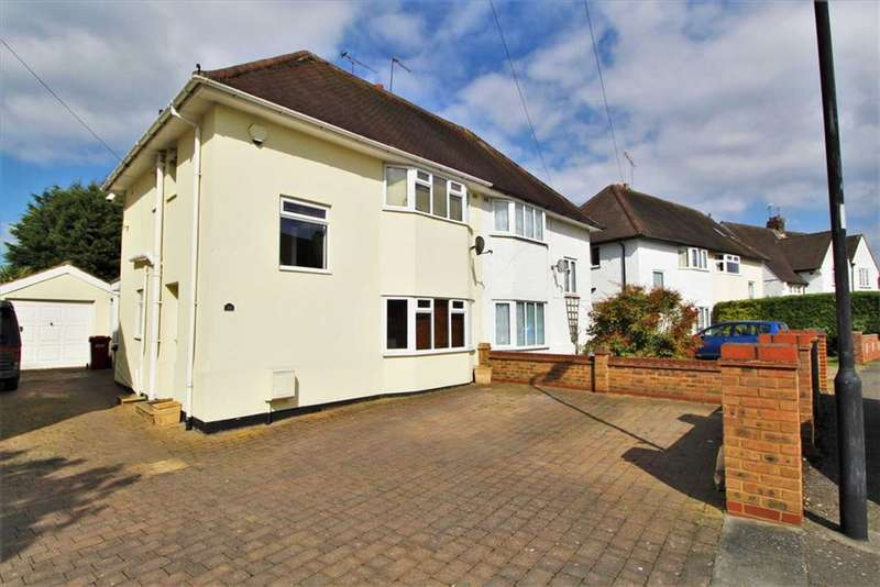 5 Bedrooms Semi Detached House for sale in St Georges Crescent, Slough, Berkshire