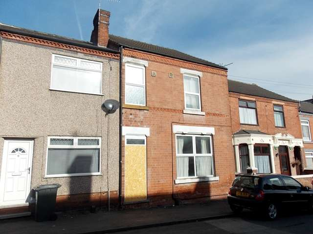 2 Bedrooms Terraced House for sale in Andrew Avenue, Ilkeston