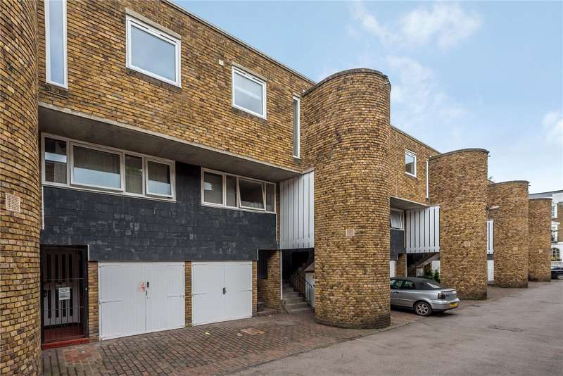 1 Bedroom Property for sale in Legion Close Barnsbury Islington
