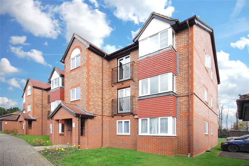 2 Bedrooms Flat for sale in Campbell Gordon Way London