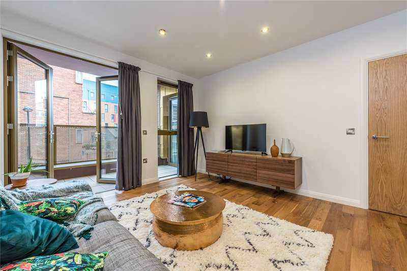 1 Bedroom Property for sale in The Residence Hoxtons Pitfield Street