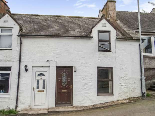 1 Bedroom Terraced House for sale in Princes Street, Penpont, Thornhill, Dumfries and Galloway