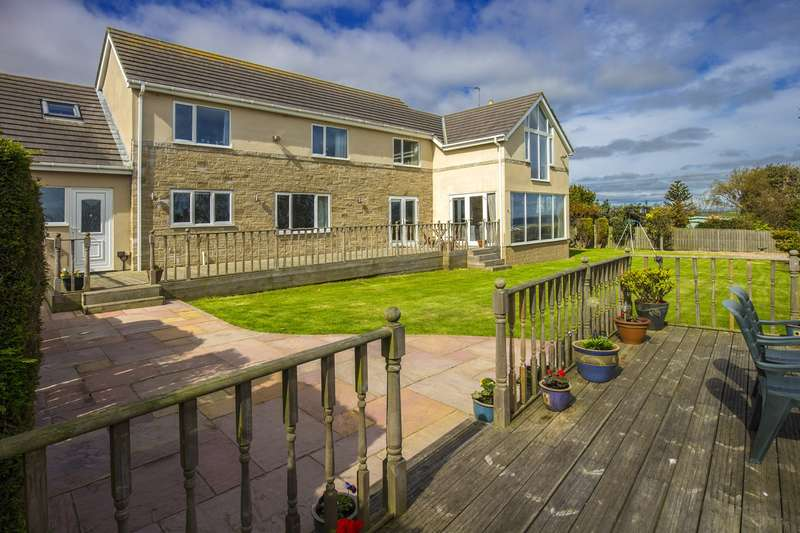 5 Bedrooms House for sale in Saint Bartholomews Close, Cresswell, Morpeth