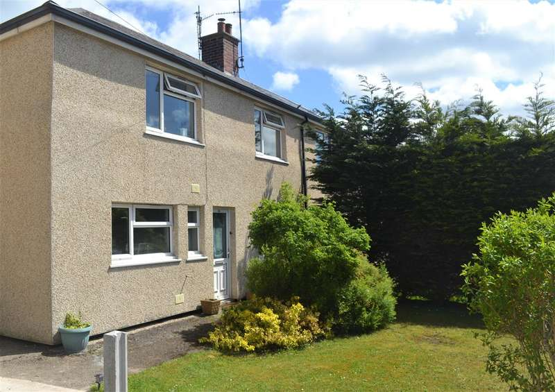 3 Bedrooms Semi Detached House for sale in Shones Lane, Llay