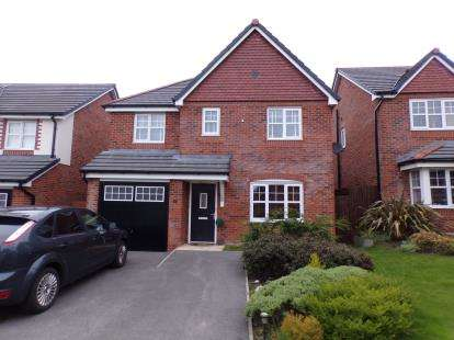 4 Bedrooms Detached House for sale in Sycamore Gardens, Leyland, PR25